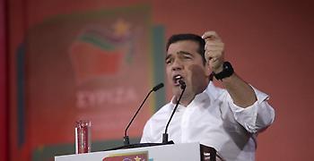 Τσίπρας: Το δίλημμα είναι αν θα κυβερνούν μαριονέτες