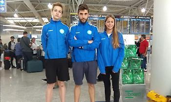 Με δύο αθλητές στο Ευρωπαϊκό Κύπελλο μοντέρνου πεντάθλου της Βουλγαρίας