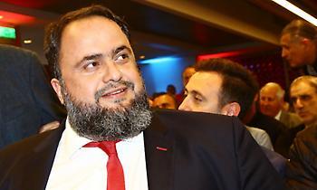 Mαρινάκης: «Θα βοηθήσει ο Βαλμπουενά, έχουμε πάρει πολλούς παίκτες»