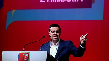 Ομιλία του Αλέξη Τσίπρα το βράδυ στο Ηράκλειο Κρήτης
