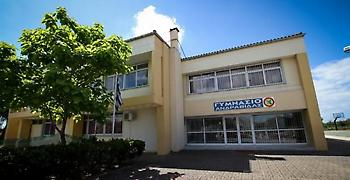 Με ζημιές από το σεισμό το γυμνάσιο Ανδραβίδας
