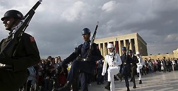 Η Τουρκία αλλάζει ριζικά το σύστημα της στρατιωτικής θητείας