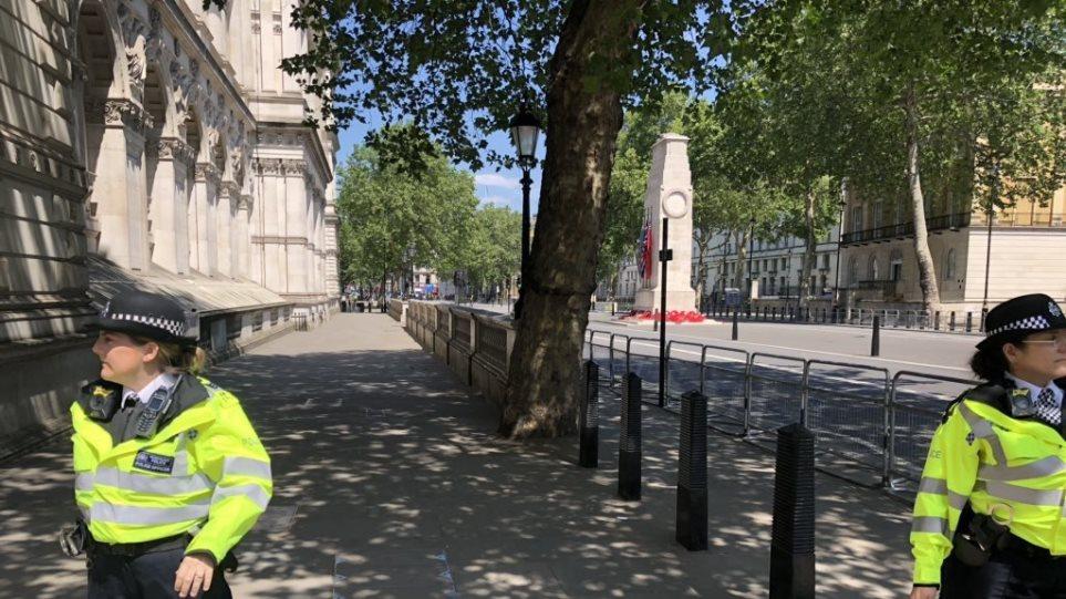 Λήξη συναγερμού στο Λονδίνο για το «ύποπτο αντικείμενο»