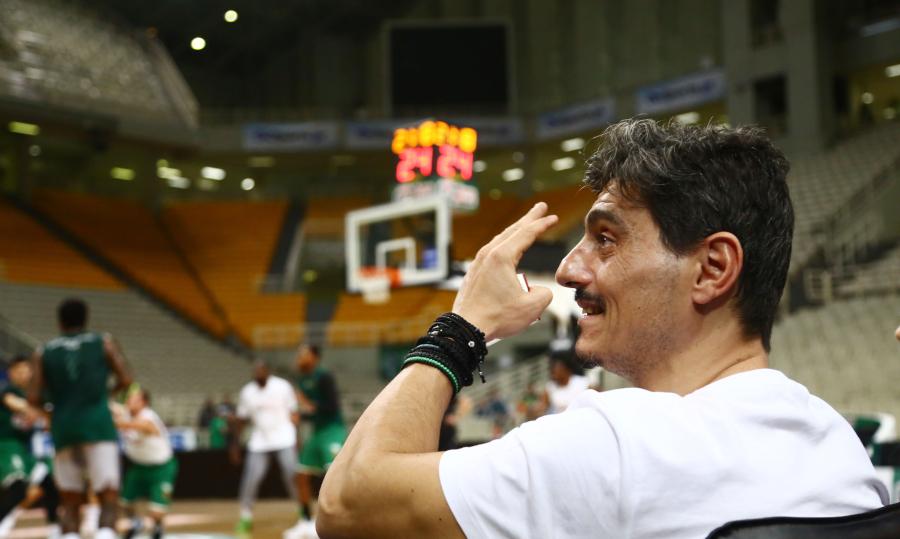 Γιαννακόπουλος: «Ο Σλούκας έχει ήδη υπογράψει στον Ολυμπιακό»