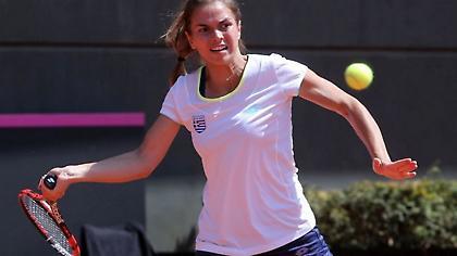 Πλώρη για το κυρίως ταμπλό του Roland Garros η Γραμματικοπούλου