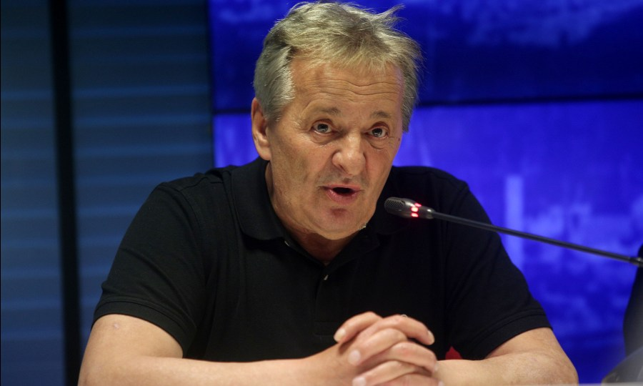 Γεωργίου: «Ο Παπαδόπουλος είναι ο προπονητής που χρειαζόμαστε αυτή τη στιγμή»