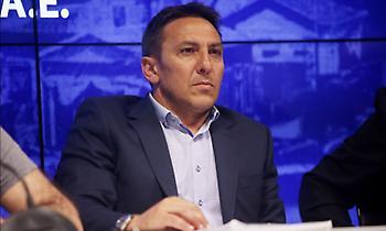 Παπαδόπουλος: «Να ανέβουμε στην Σούπερ Λίγκα και να αναδείξουμε παίκτες από τις ακαδημίες»