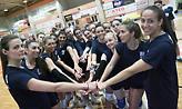 Η αποστολή της Εθνικής βόλεϊ γυναικών για το European League
