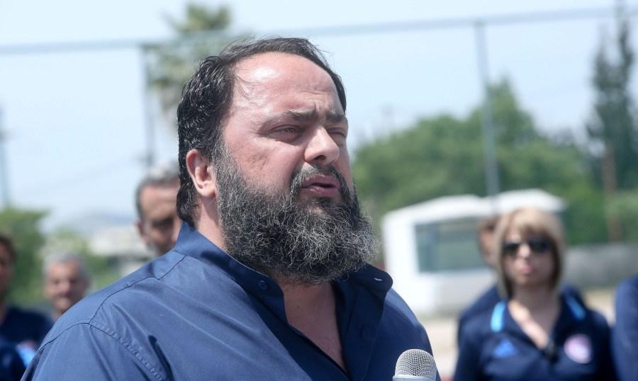 Μαρινάκης: «Οι μεταγραφές ξεκίνησαν με παικταράδες»