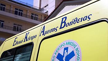 Θεσσαλονίκη: Νεαρή έπεσε από μπαλκόνι πολυκατοικίας