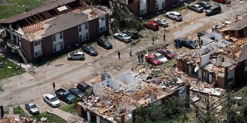 Στο έλεος της κακοκαιρίας οι ΗΠΑ -Επτά νεκροί, ανυπολόγιστες καταστροφές (pics)