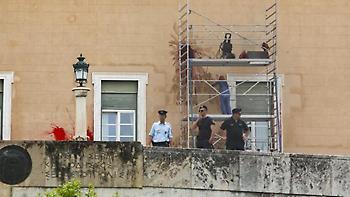 Απειλές Ρουβίκωνα μετά την απόφαση για εγγύηση 30.000 ευρώ σε μέλος του