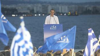 Μητσοτάκης από Θεσσαλονίκη: Καθαρή λύση με καθαρό αποτέλεσμα για τη μεγάλη πολιτική αλλαγή
