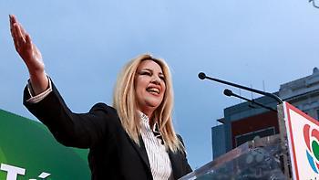 Γεννηματά: «Κύριε Τσίπρα, προκηρύξτε απόψε εκλογές-Ψήφος στο ΣΥΡΙΖΑ και στη ΝΔ είναι χαμένη ψήφος»