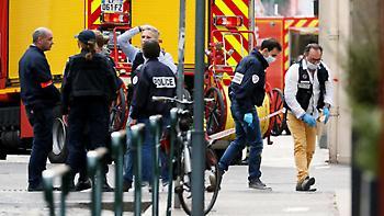 Λιόν: Οι αρχές αναζητούν έναν ποδηλάτη-13 τραυματίες