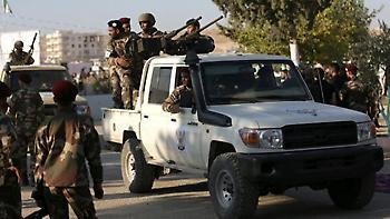 Παραβιάσεις της εκεχειρίας στη Συρία το τελευταίο 24ωρο