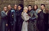Μαγικό βίντεο με ενα δευτερόλεπτο για κάθε επεισόδιο του Game of Thrones