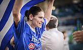 Εβίνα Μάλτση: «Ο Νίκος Γκάλης είναι ο λόγος που ξεκίνησα να παίζω μπάσκετ»