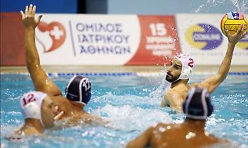 Live streaming: Ολυμπιακός-Βουλιαγμένη (4ο οκτάλεπτο)