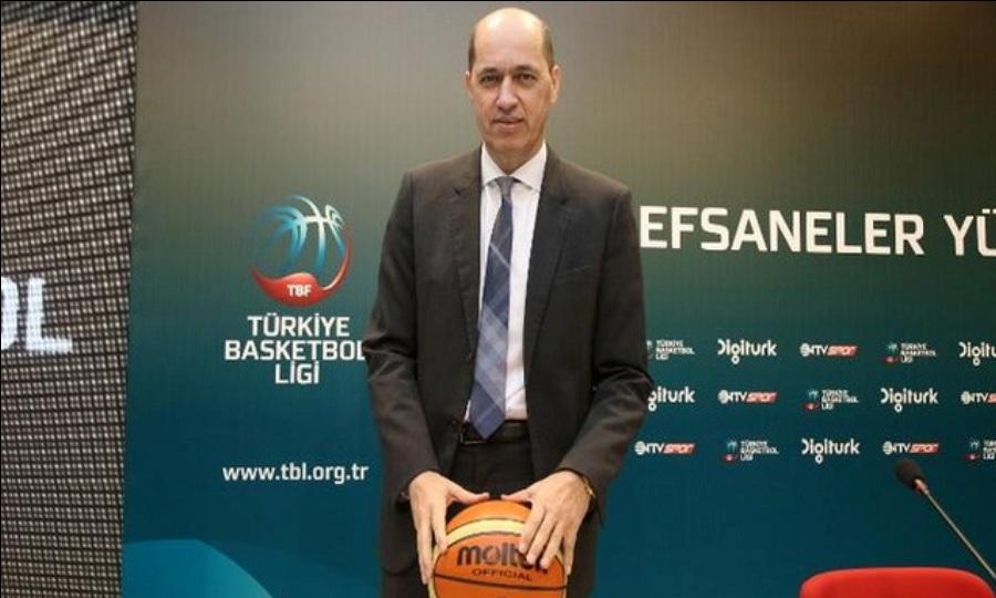 Ξανά πρόεδρος της FIBA Europe ο Ντεμιρέλ