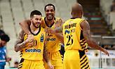 ΑΕΚ: Επέστρεψε στα ημιτελικά, 11η φορά στην τετράδα της Basket League