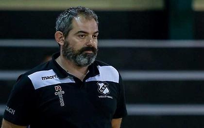 Ζλατιλίδης στον ΣΠΟΡ FM: «Θέλουμε να αναπτύξουμε το βόλεϊ στην Κρήτη»