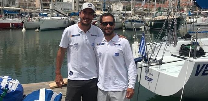 Μάντης-Καγιαλής στο sport-fm.gr: «Η θάλασσα είναι η ιστορία μας, γιατί όχι το άθλημα μας»