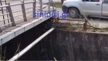 Μεσολόγγι: Νεκρός 19χρονος σε τροχαίο με μηχανάκι