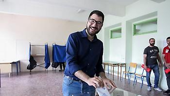 Ηλιόπουλος: Να φτιάξουμε μία Αθήνα πιο δημοκρατική, πιο ανοιχτή, αντιφασιστική