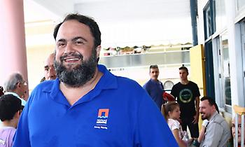 Μαρινάκης: «Θα κάνουμε τον Πειραιά υπερήφανο, όπως αρμόζει στους πειραιώτες»