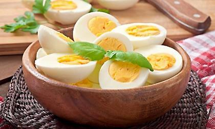 Η δίαιτα των βραστών αυγών που υπόσχεται γρήγορη απώλεια 10 κιλών!