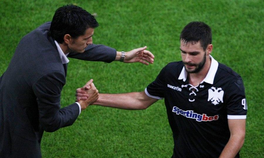 Ίβιτς: «Καλός παίκτης ο Σάκχοφ, εγώ τον έφερα στον ΠΑΟΚ αλλά θα δούμε...»