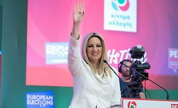 Γεννηματά: Ήττα Τσίπρα οι ευρωεκλογές, αποδείχτηκε χορηγός της δεξιάς