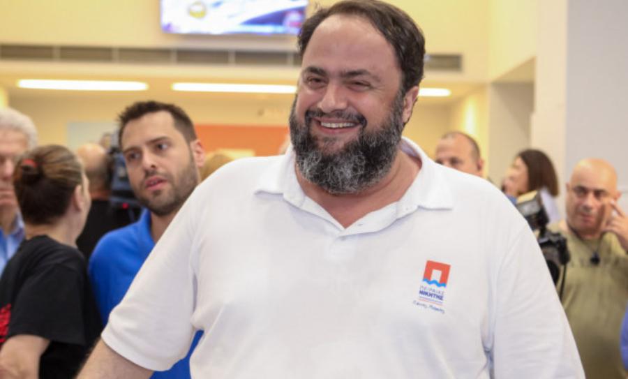 Μαρινάκης: Ο λαός του Πειραιά γύρισε την πλάτη στους συκοφάντες