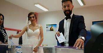 Αχαΐα: Από την εκκλησία και τον γάμο στην… κάλπη!