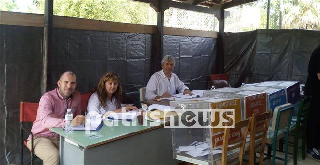 Σε «παράγκα» η εκλογική διαδικασία στον Σταφιδόκαμπο Hλείας