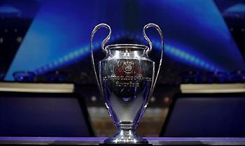 Οι ομάδες που θα συμμετάσχουν στους ομίλους του Ch. League