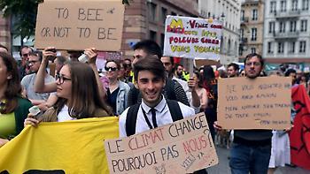 Ευρωεκλογές 2019: Η άνοδος των «Πρασίνων» έδωσε το στίγμα της κάλπης