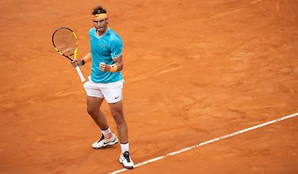 Άνετες προκρίσεις για Ναδάλ και Νόλε στον πρώτο γύρο του Roland Garros
