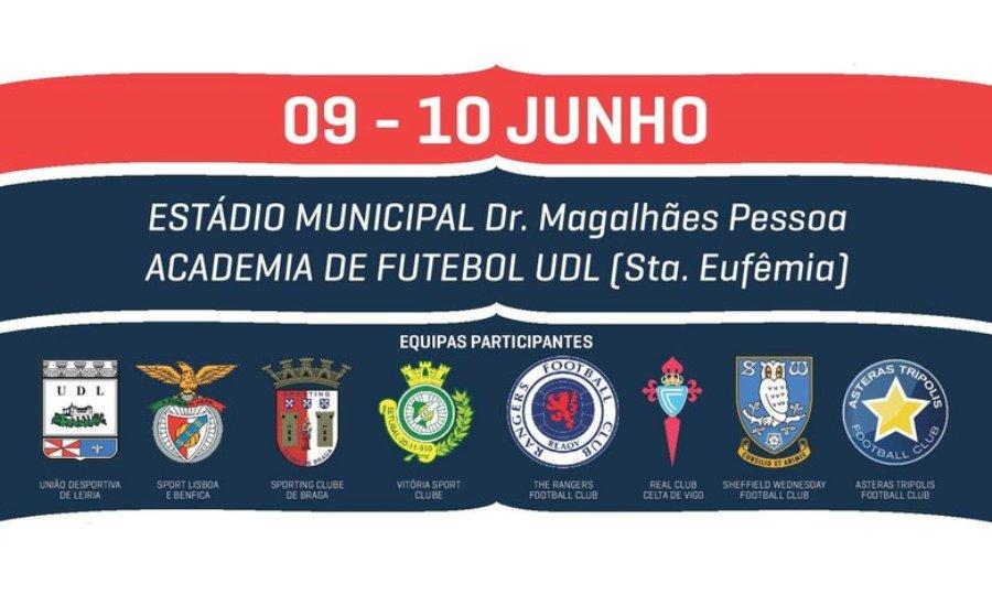 Οι αντίπαλοι του Αστέρα στο LEIRIA IF CUP U14