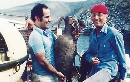 Η μεγάλη ανακάλυψη του Κουστό: Τι βρήκε στην Ελλάδα ψάχνοντας τη Χαμένη Ατλαντίδα