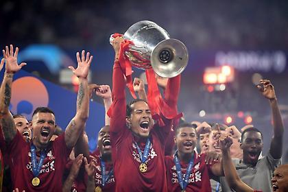 Ο Φαν Ντάικ έβγαλε όλο το Champions League δίχως να τον ντριμπλάρει κανείς!