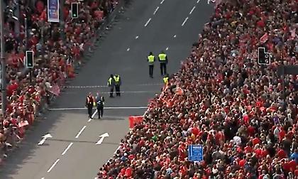 Live streaming: Η παρέλαση της πρωταθλήτριας Ευρώπης Λίβερπουλ
