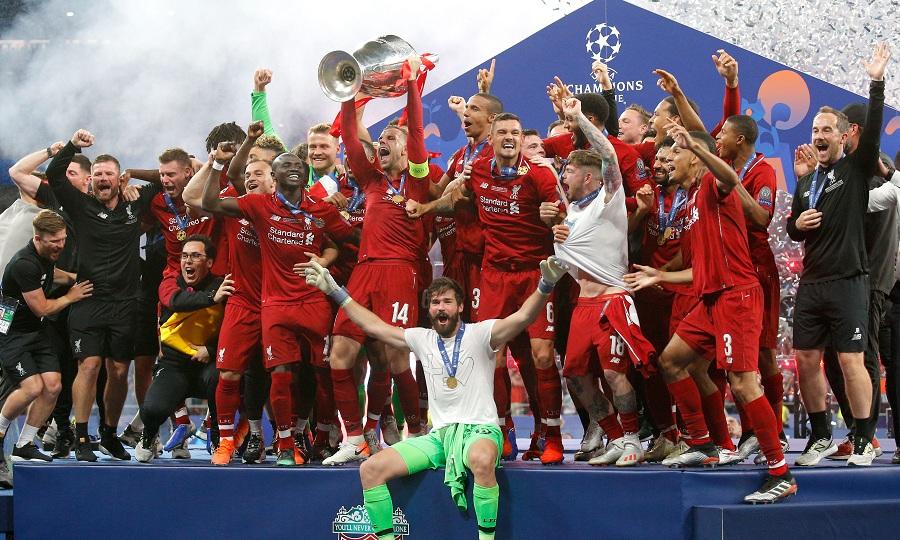 Τα δύο Κύπελλα Ευρώπης οι 7 Βραζιλιάνοι!