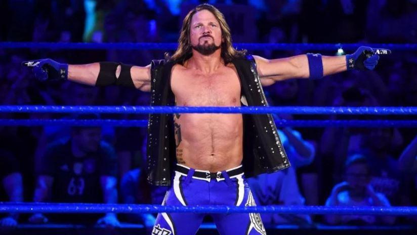 Οι καλύτερες στιγμές του AJ Styles στο WWE