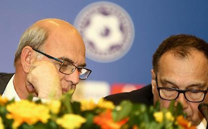 Στο συνέδριο της FIFA Γραμμένος και Δέδες