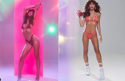 Η νέα σειρά σέξι μαγιό της Ραταϊκόφσκι (pics)