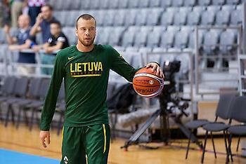 Με Ματσιούλις και Λεκαβίτσιους η προεπιλογή της Λιθουανίας για το Παγκόσμιο Κύπελλο