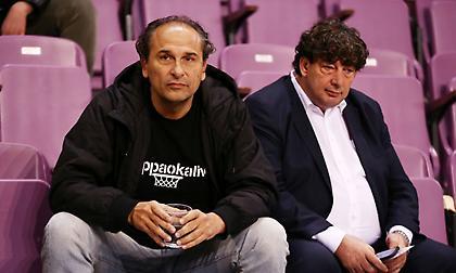 Ραντεβού Πρέλεβιτς με εκπρόσωπο υποψηφίων επενδυτών για την ΚΑΕ ΠΑΟΚ