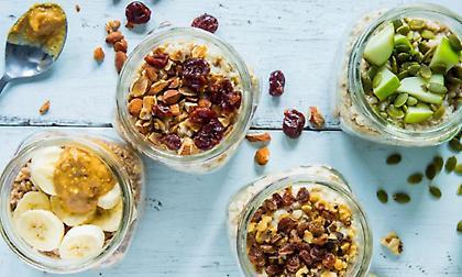Ποιες τροφές είναι κατάλληλες πριν την προπόνησή σας;